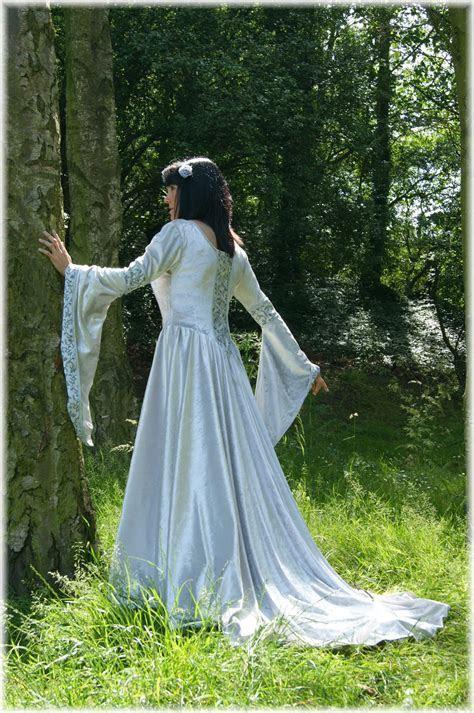 Medieval Wedding Dress by Obsidian Gothic