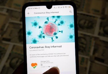 Indian App To Fight against Covid-19