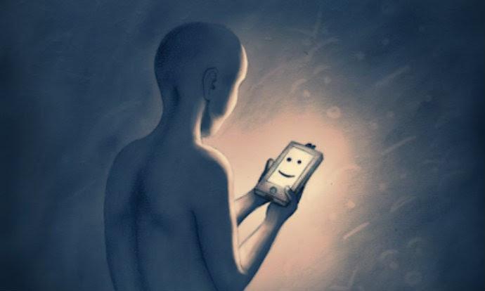Aplicativo pode ajudar jovens com depressão (Foto: Reprodução)