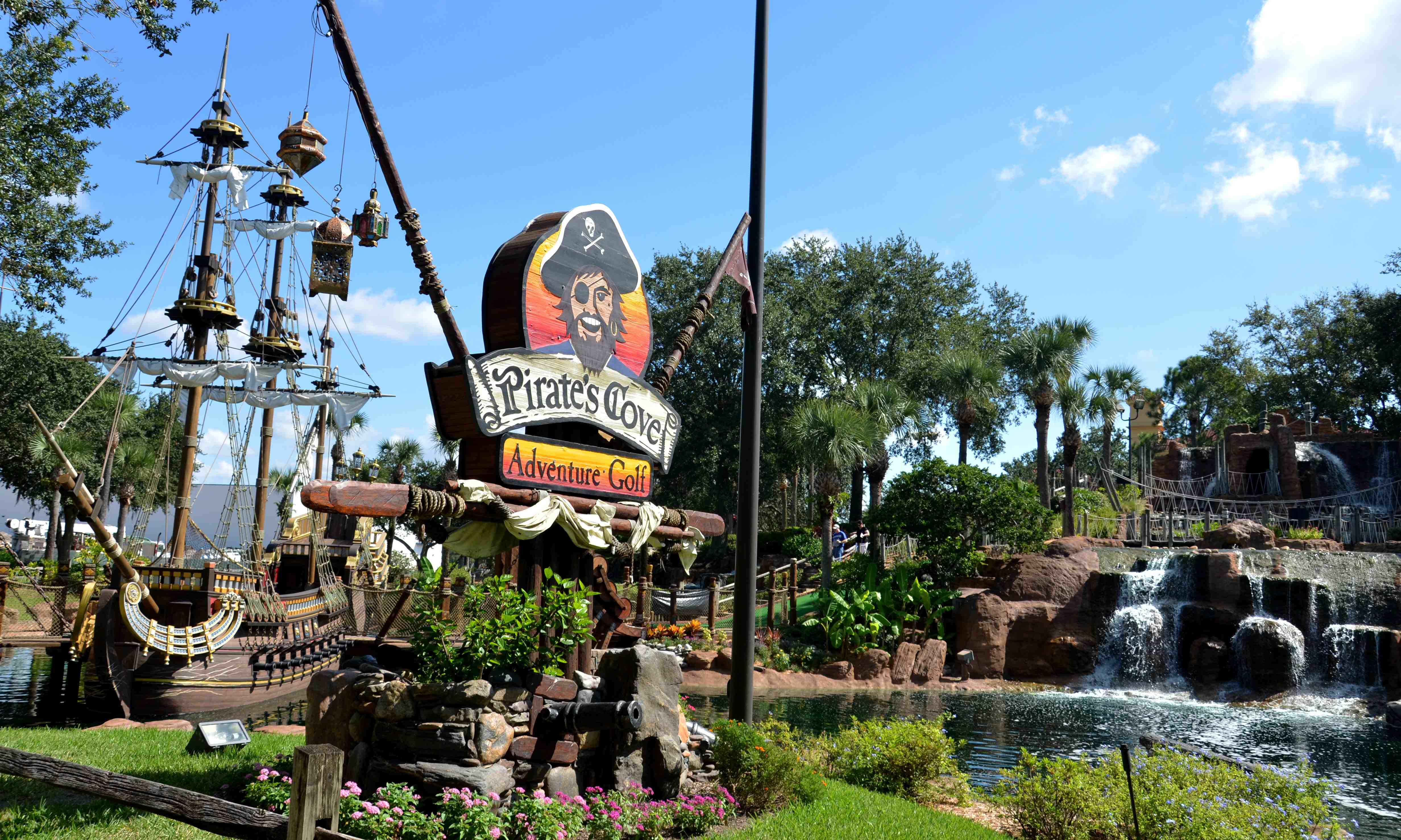 Pirates cove orlando mini golf coupons. Pirate's Cove Adventure Golf | Today's Orlando