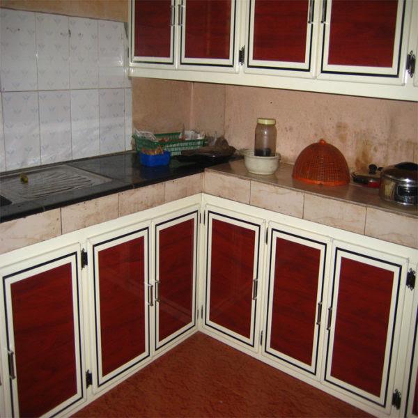 Aluminium Kitchen Cabinet Design Kerala, Aluminium Kitchen Cabinet Design India