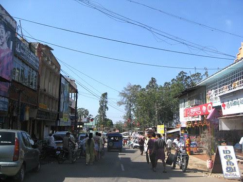 Valparai Main Road