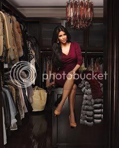 Kardashian Celebrity Closet