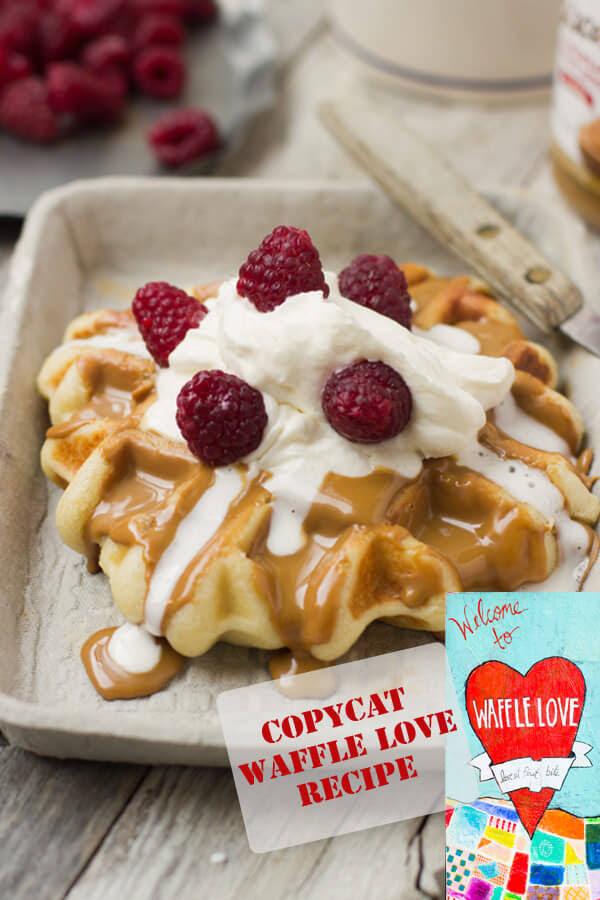 Copycat Waffle Love Recipe by Oh Sweet Basil