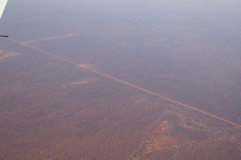 A praia de 150 quilômetros de extensão, na Austrália 10