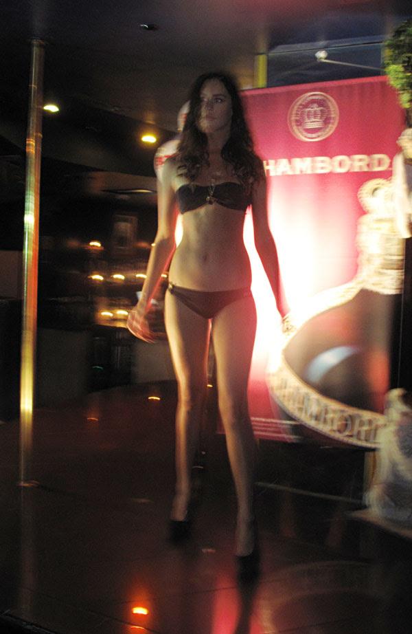 Dark Bikini, Zipporra and Love & Luck at The Club 2010, Street Fashion Sydney