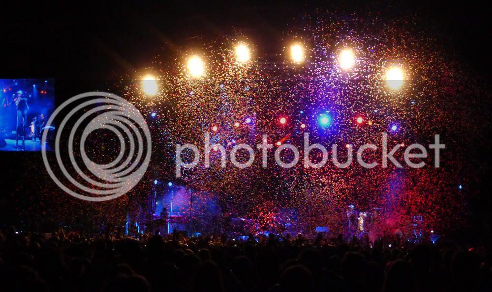 Grace Jones Lovebox Festival 2012 London