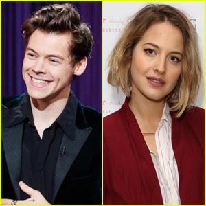 Harry Styles' Rumored Girlfriend Tess Ward Speaks Out on Dating Rumors