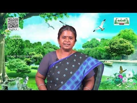8th Science உயிரியல் பயிர்ப்பெருக்கம் மற்றும் மேலாண்மை அலகு 2 பகுதி 1 Kalvi TV