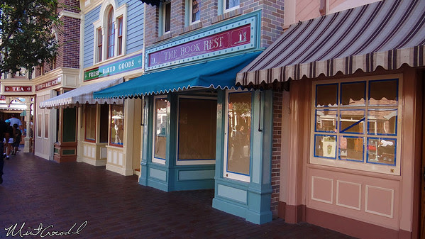 Disneyland, Main Street U.S.A., Market House, Starbucks