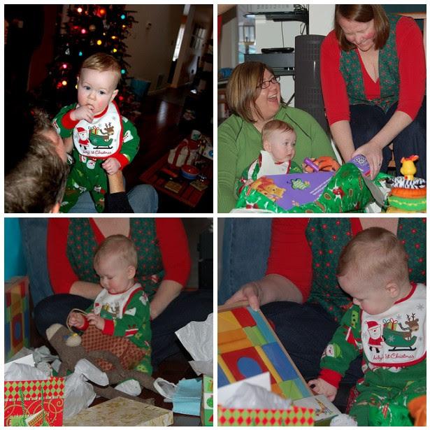 Simon's christmas gifts