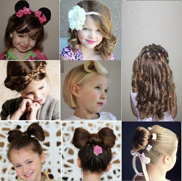Coiffure Cheveux Long Petite Fille Sararachelbesy Blog