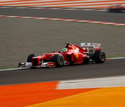 Ferrari to race with flag on car, FMSCI is okay with it