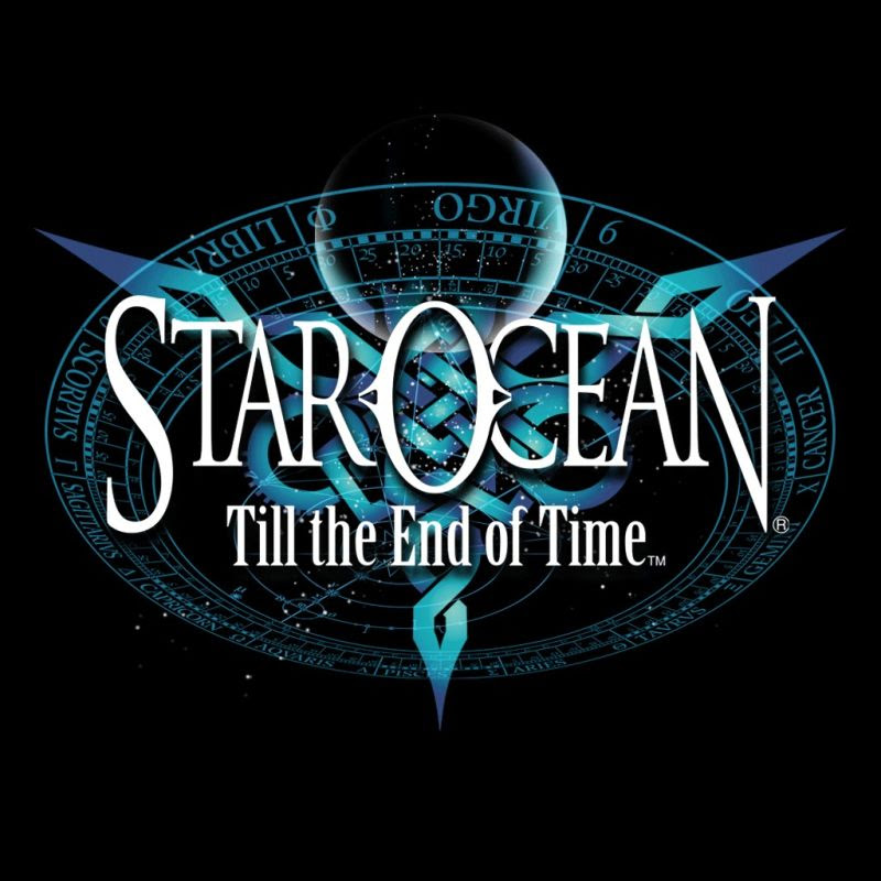 Star Ocean: Till the End of Time (2004) PlayStation 2 box cover art - MobyGames