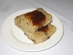 radish cakes