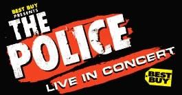 the Police tour