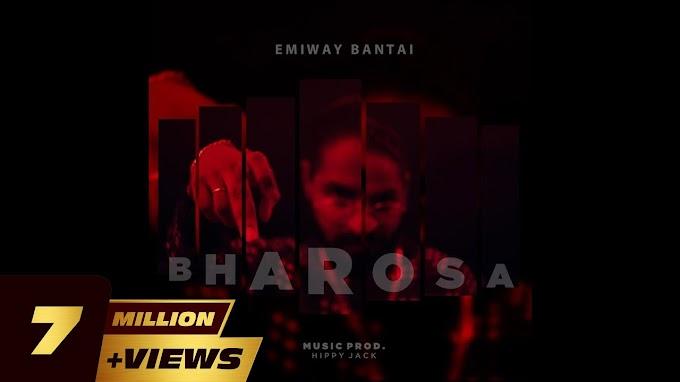 BHAROSA LYRICS - EMIWAY BANTAI | NEW RAP SONG 2020