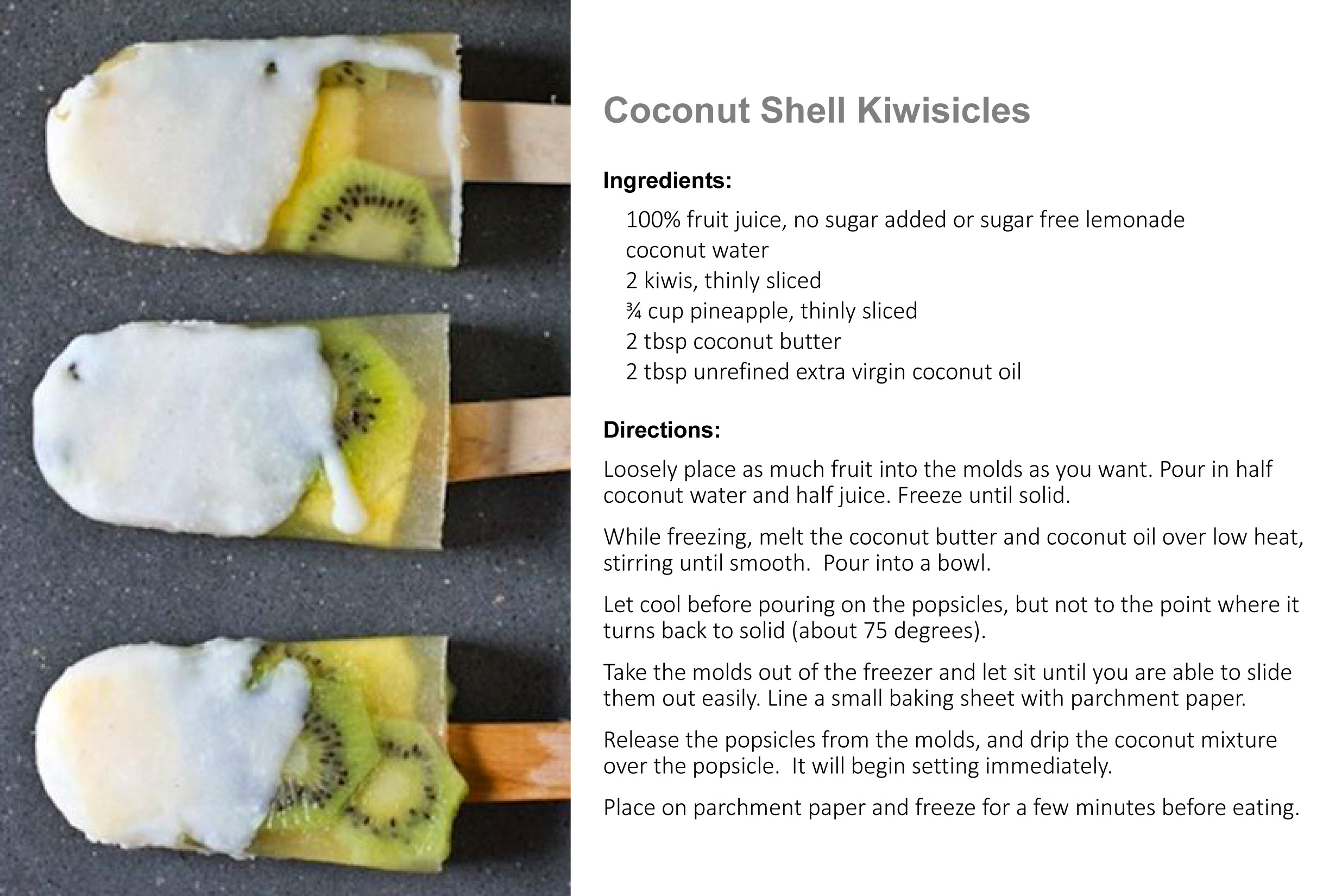 Amazing low carb coconut shell kiwisicles recipe 2447 x 1650 · 1341 kB · jpeg