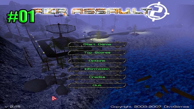 Download Air Assault Game PC Free