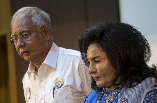 Mahkamah New York rekod pembabitan Najib, Rosmah, 1MDB