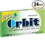 Orbit Sugarfree Gum Mint Mojito