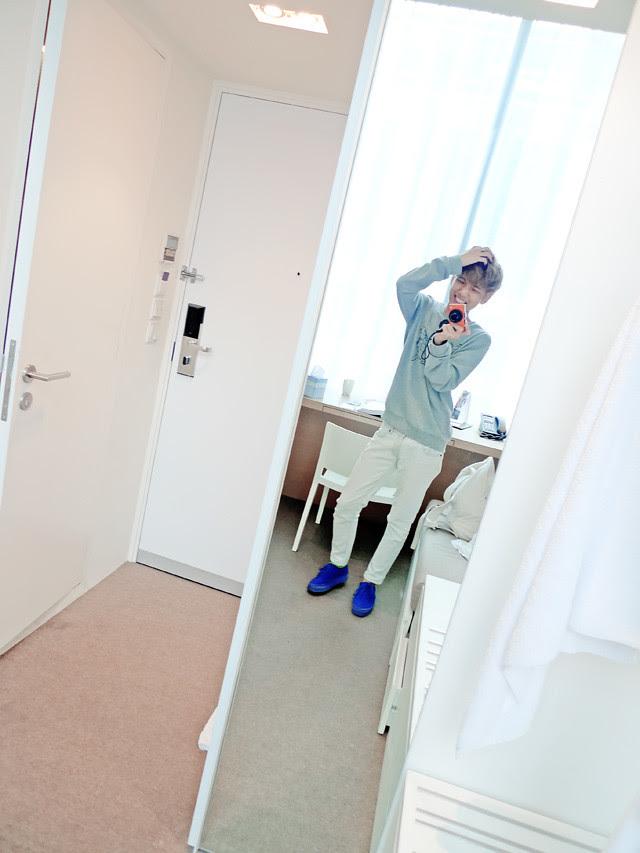 typicalben mirror reflection studio m hotel