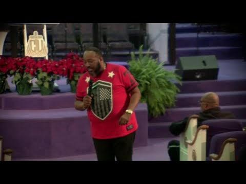 """Intentional Worship II"" - Bishop Marvin Sapp"