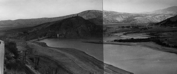 Barrage en 1929