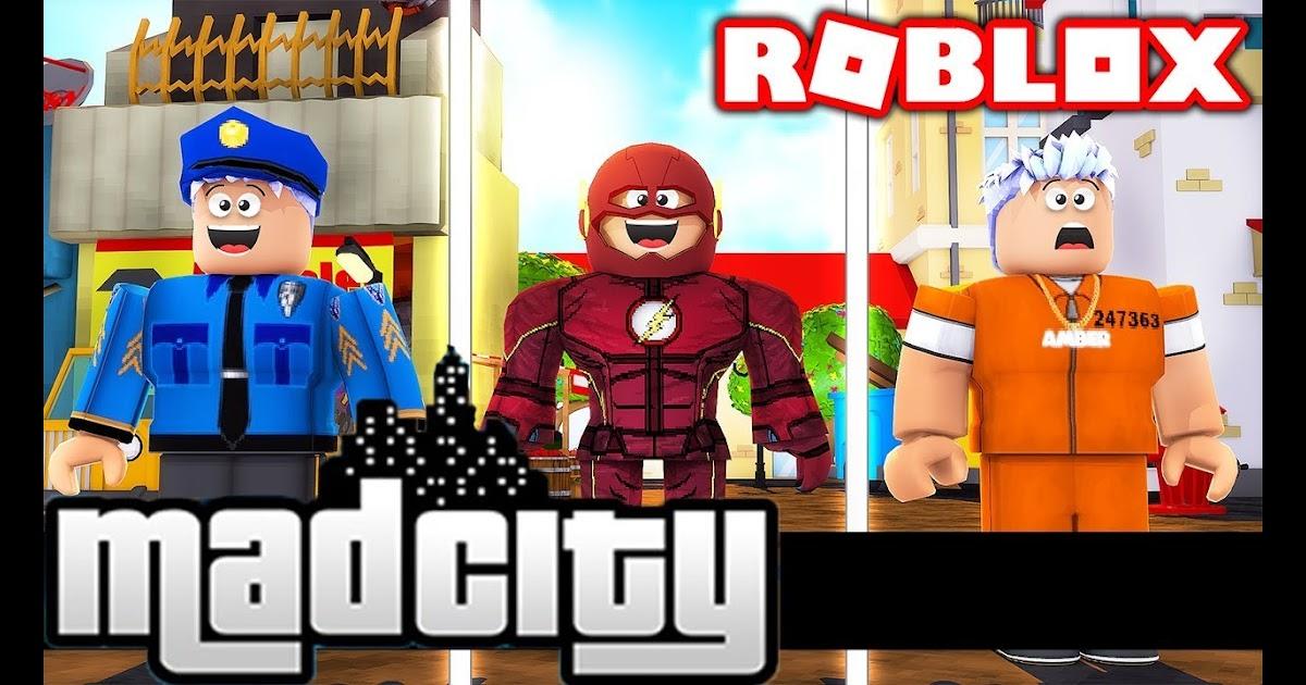 Roblox Mad City Super Villain | Free Robux Codes 2019 February
