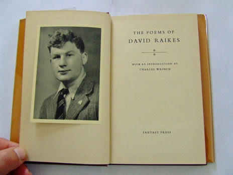 The poems of David Raikes