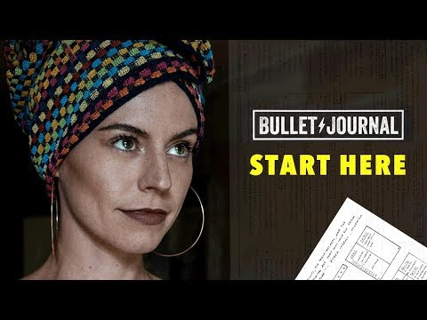Review: The Bullet Journal Method - Your next and only planner