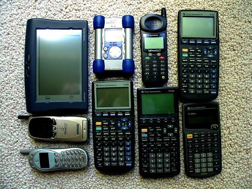 electronic junk