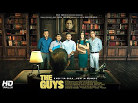 KUIS FILM THE GUYS BERHADIAH MACBOOK
