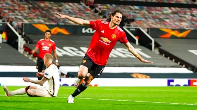 I'd love to have Cavani for another year: Solskjaer after ManU win Europa League semi-final 1st leg vs Roma https://ift.tt/3nCDJZI