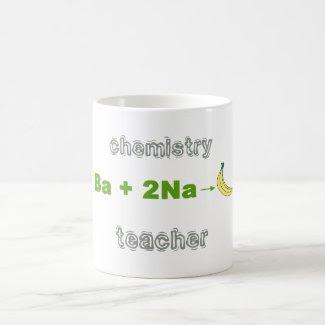 advanced chemistry mug