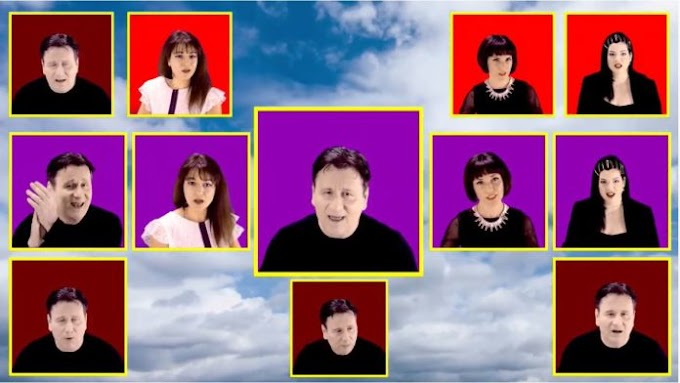 The Retro Lovers: Η ταλαντούχα ομάδα Χανιωτών διασκευάζει γνωστό τραγούδι χωρίς μουσικά όργανα! | Video