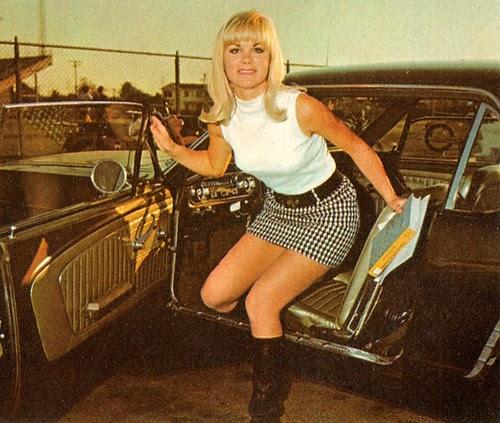 Retrospace: Mini Skirt Monday #50: Fifty Minis