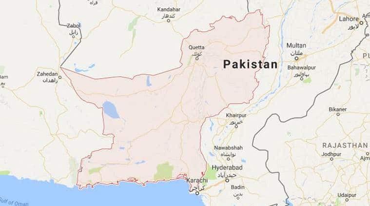 balochistan blasts, indian express, world news, pakistan, IED blasts, chaman, Pakistan-afghanistan border, restive balochistan province