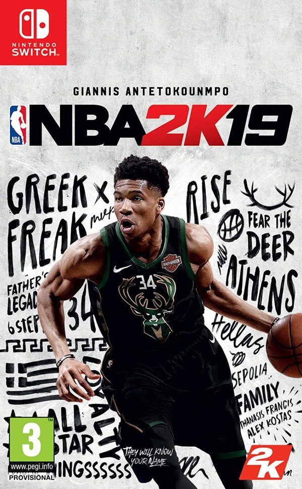 Nba 2k19 Review Switch Nintendo Life