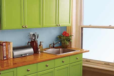 How to Paint Kitchen Cabinets | This Old House