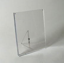 Acrylic Magnetic Picture Frame 8x10 Mfblouin