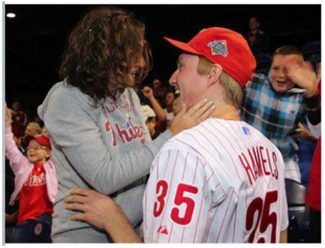 Benari Sponsors the Ultimate Phillies Fan Proposal