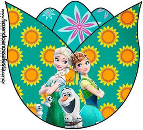 Frozen Fever Party: Free Printable Invitations.   Oh My