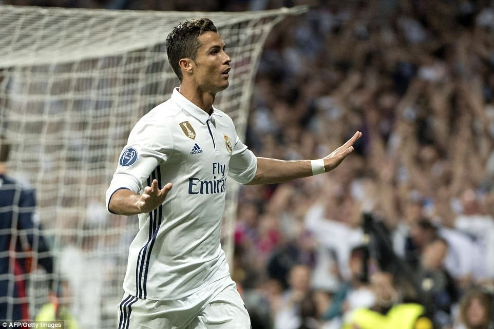 Ronaldo had earlier calmed a tempestuous Bernabeu atmosphere with his headed equaliser but it proved only a buffer