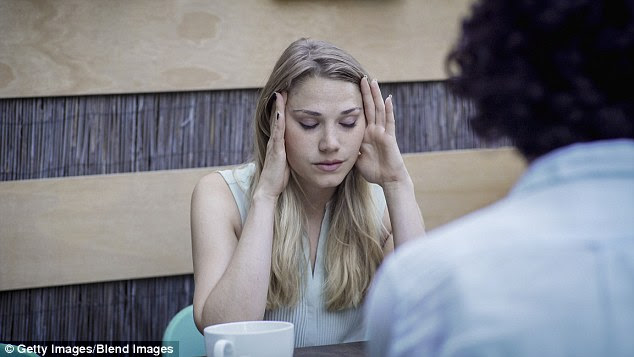 Just stop talking: When it comes to first date conversations, it's important to remember it's not a job interview