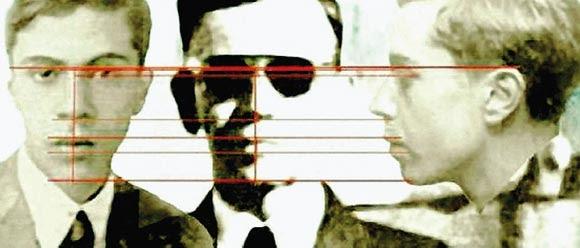 Le foto: due immagini del giovane Majorana con al centro una foto del 1950 scattata in Germania. Ma la svolta all'inchiesta è stata data da una seconda foto, scattata in Argentina nel 1955: secondo il Ris in questa seconda immagine ci sarebbero «10 coincidenze» tra il volto del fisico italiano e quello del padre