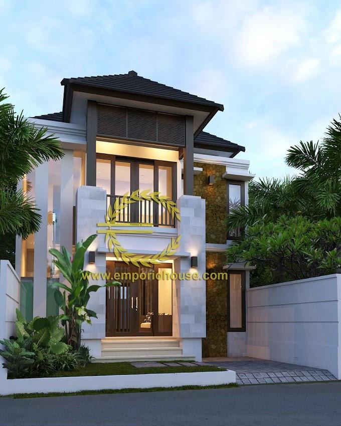 Desain Rumah Minimalis Lebar 7 Meter | Ide Rumah Minimalis
