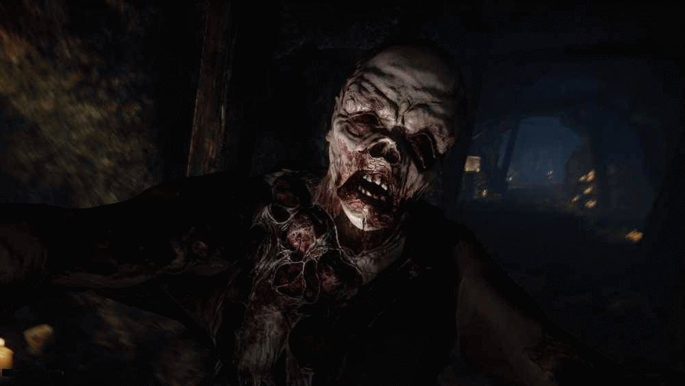 Image result for ethan carter zombie