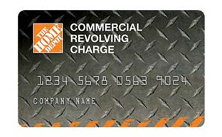 Home depot commercial revolving charge sign in insured by ross elegant collection of home depot business credit card business cards reheart Gallery