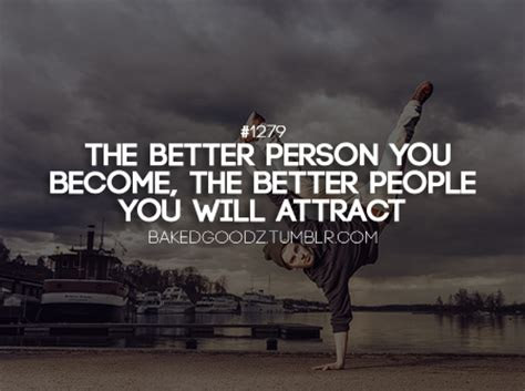 Better Person Quotes Tumblr